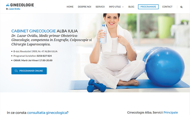 Ginecologie Alba
