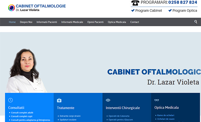 Oftalmologie Alba